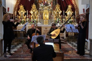 Concert with Period Instruments' Ensemble vita & anima