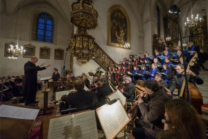 St. Matthew's Passion Performance with Ars Antiqua Austria